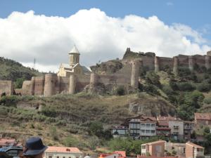 citadelle de Tbilissi