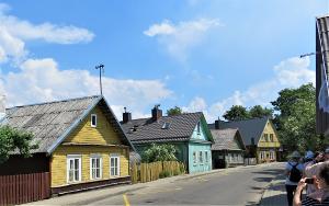 dans une petite ville de Lituanie